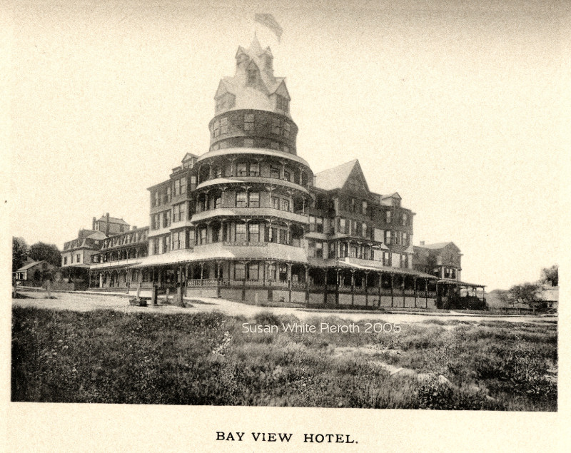 Bay View Hotel The Sign Says Bayview House